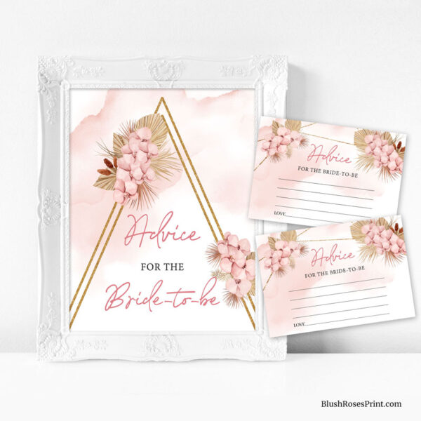 advice-for-the-bride-to-be-sign-template-and-advice-cards