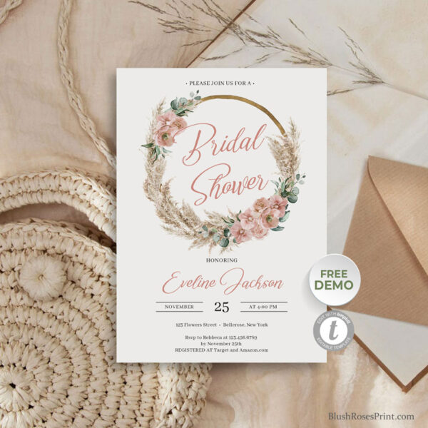 boho-bridal-shower-invitation-with-pampas-grass-dusty-rose-orchid-and-eucalyptus