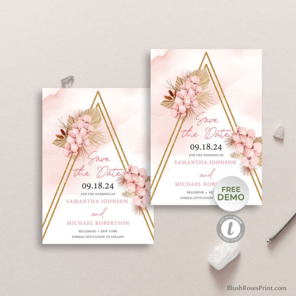 dried-palm-dusty-pink-flowers-save-the-date-card-print