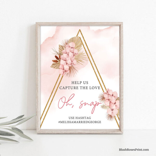 dried-palm-dusty-pink-orchid-flowers-oh-snap-sign-template