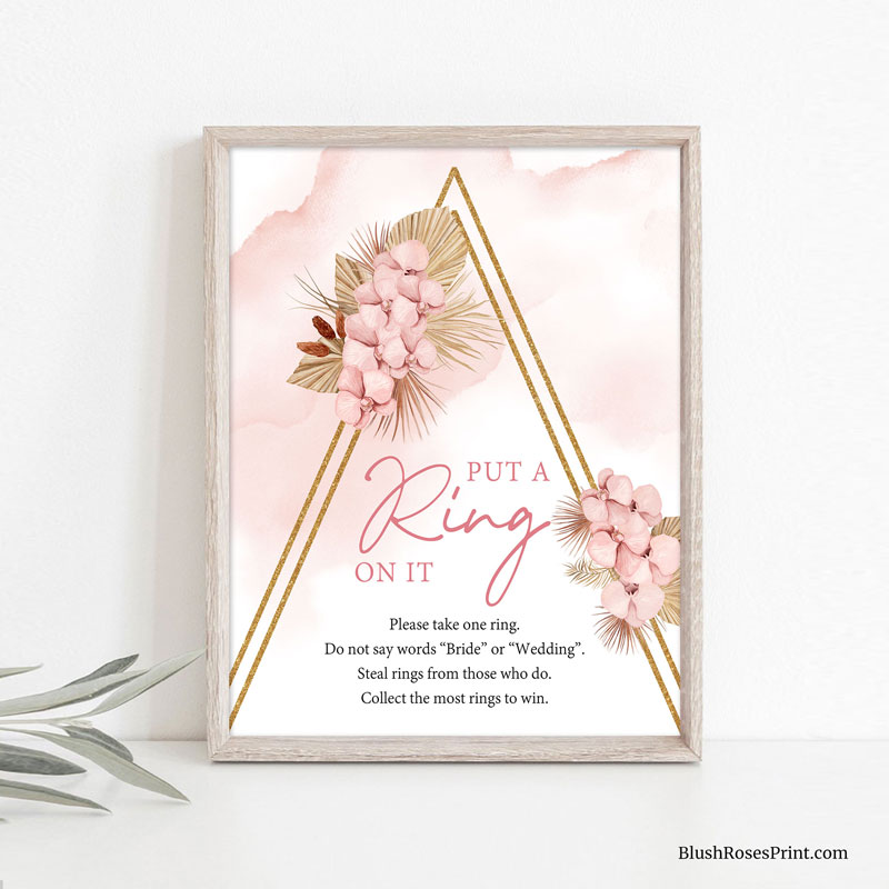 dried-palm-leaves-blush-pink-orchid-put-a-ring-on-it-game-sign