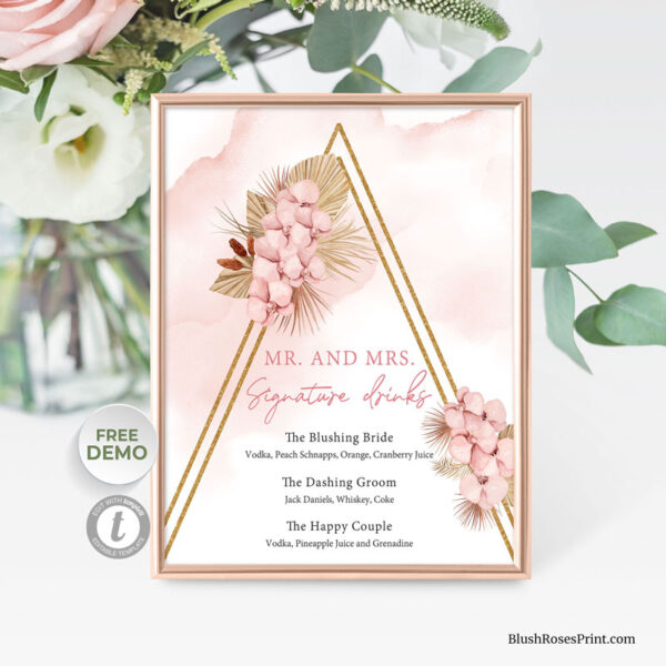 dried-palm-leaves-dusty-pink-orchid-signature-drinks-sign-digital