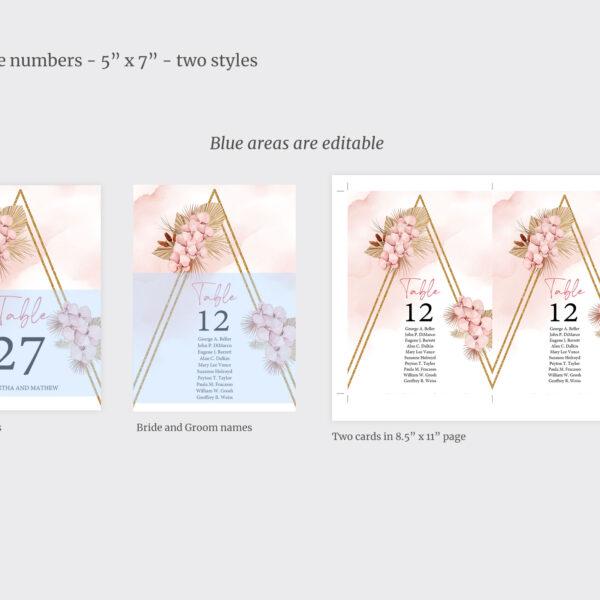 dried-palm-leaves-powder-pink-flowers-wedding-bundle-editable