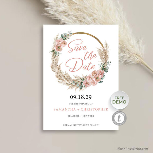pampas-grass-wreath-blush-rose-orchid-save-the-date-card-template