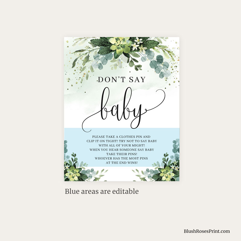 rustic-baby-shower-game-green-and-gold