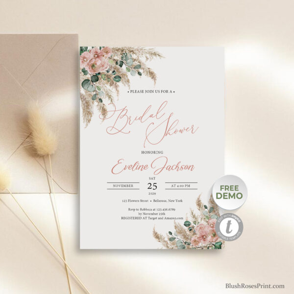 summer-tropical-flowers-dusty-rose-orchid-pampas-grass-eucalyptus-bridal-shower