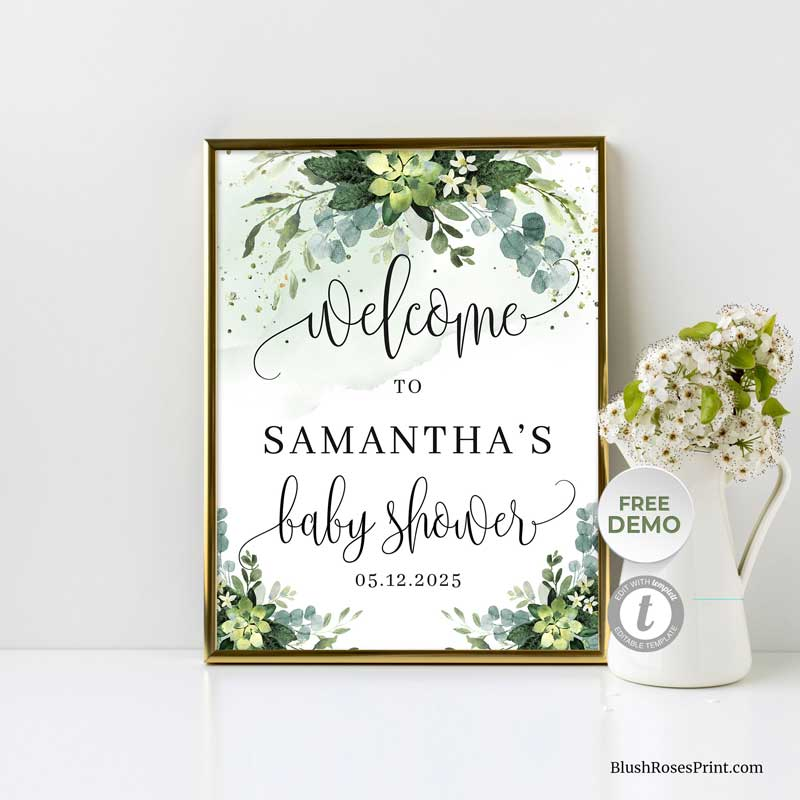trendy-boho-welcome-sign-template