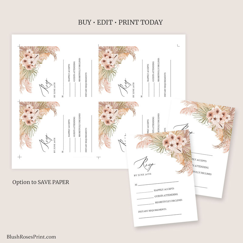 beach-tropical-dried-flowers-blush-pink-orchid-blush-roses-wedding-kit