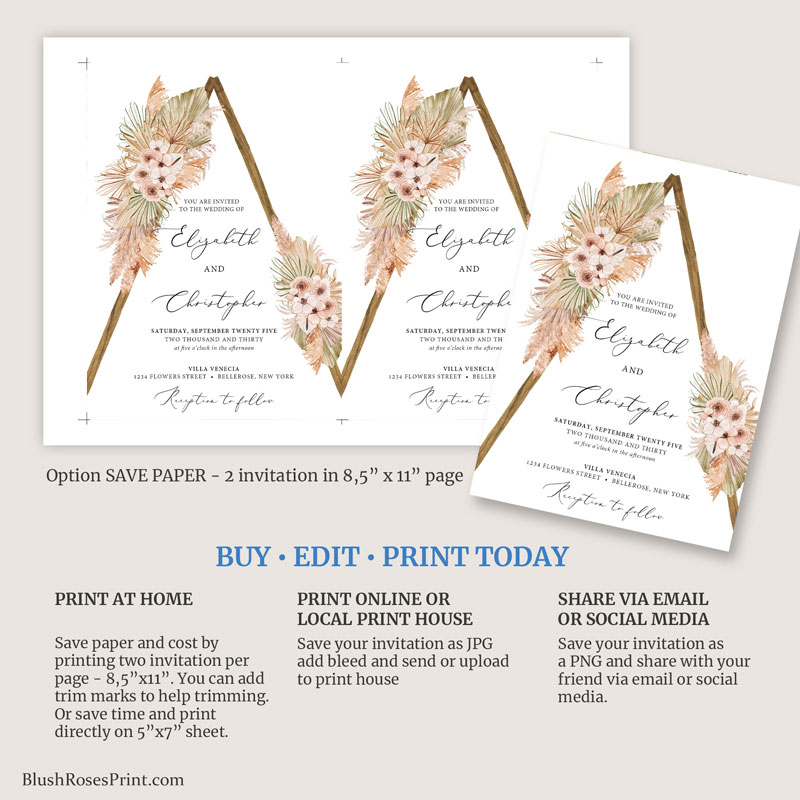 boho-orchid-wedding-invitation-suite-template