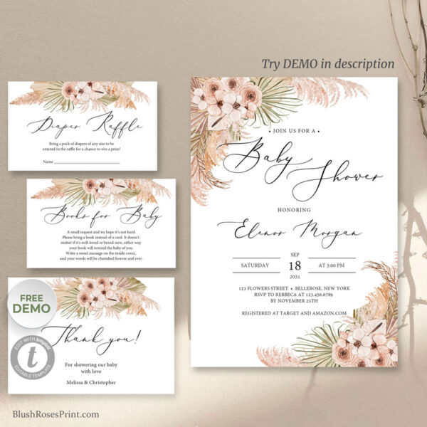 summer-tropical-flowers-baby-shower-invitation-printable