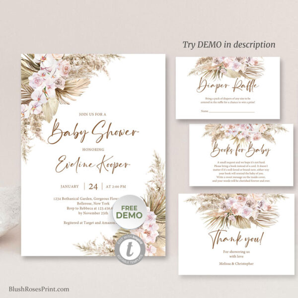 summer-tropical-flowers-baby-shower-invitation-template