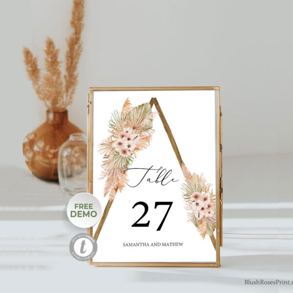 boho-dried-palm-leaves-pampas-grass-dusty-orchid-table-number-template