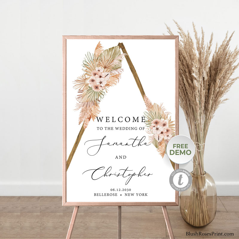 dried-desert-floral-wooden-arch-welcome-isle-sign-printable