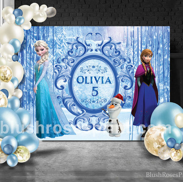 frozen-backdrop-for-birthday-party-or-christening-party-banner-template
