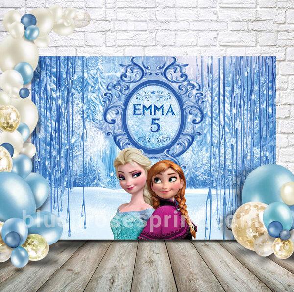 frozen-birthday-backdrop-print-printed