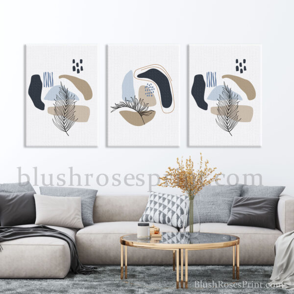 modern-wall-art-contemporary-frame-art-print-nordic-style-abstract-shape-nay-blue-and-gold