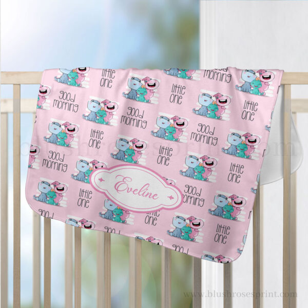 cute-baby-dino-girl-baby-shower-gift-personalized-blanke