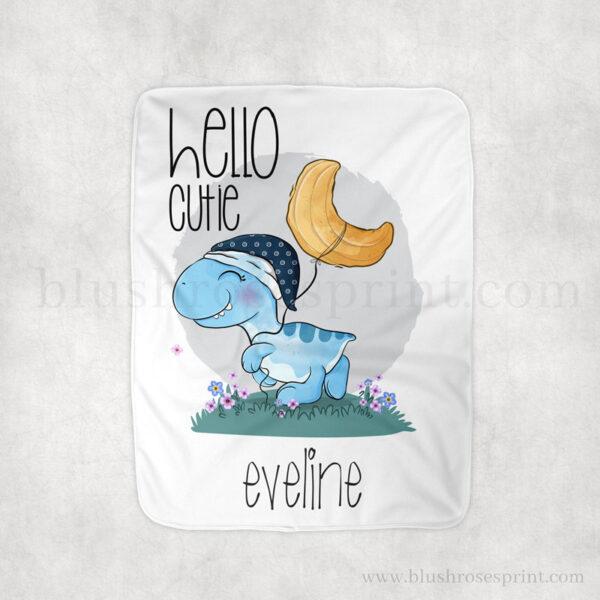 cute-baby-dinosaur-sleeping-boy-baby-shower-personalized-balnket-fleece-1