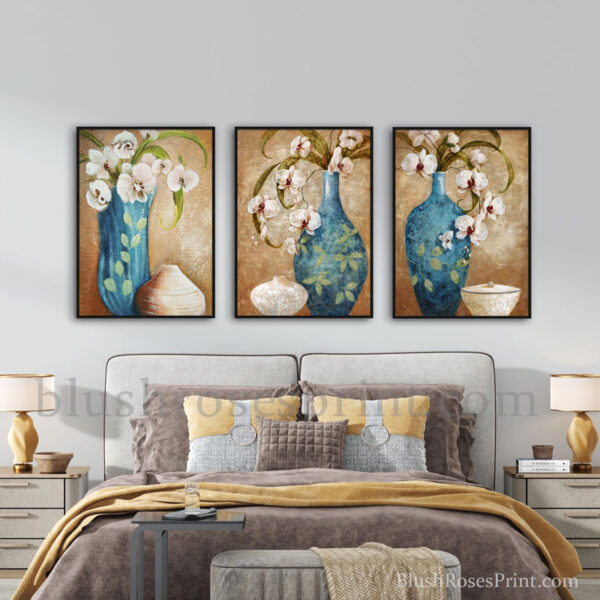 nordic-wall-art-print-wit-oil-painting-flowers-in-vases