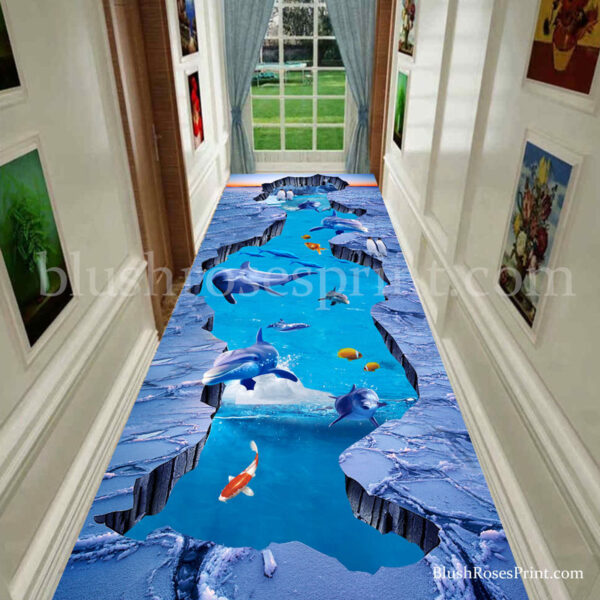 ocean-3d-floor-sticker-with-dolphin-and-fishes-sea-3d-decal