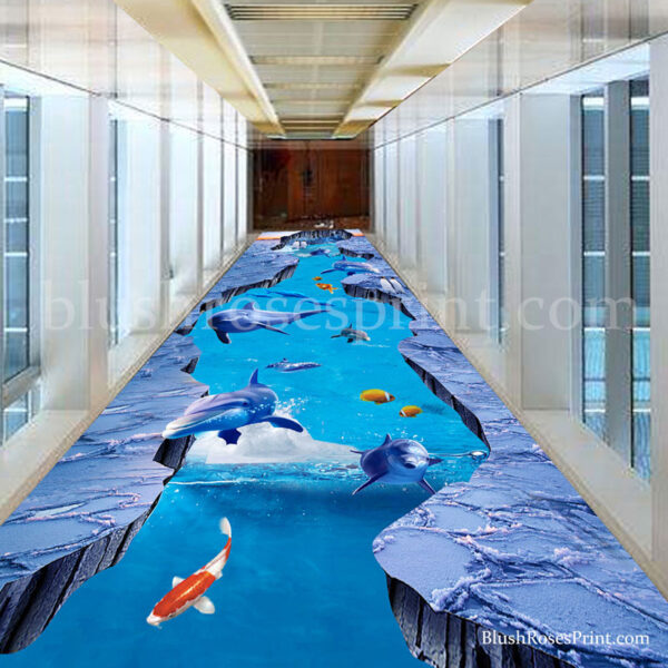 tredny-home-decor-3d-floor-sticker-with-seabed-fishes-and-dolphins-and-pinquins