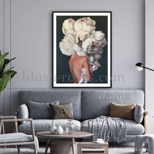 Abstract-frame-art-print-Amy-Judd-Original-Art-Canvas-Framed-Art