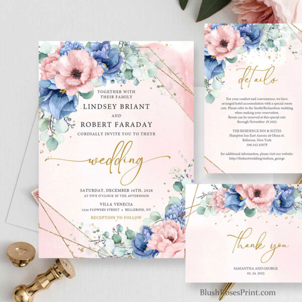 bohemian-printable-wedding-invitation-template-with-dusty-pink-lfowers-and-blush-roses