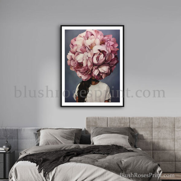 modern-art-amy-judd-canvas-art-print-nordic-wall-art-woman-with-hideden-face-woma-with-flowers-frame-art