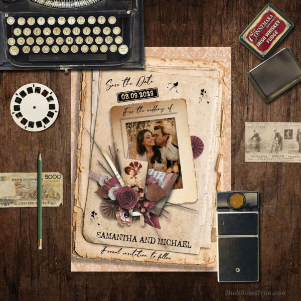 trendy-old-school-vintage-rustic-save-the-date-card-template