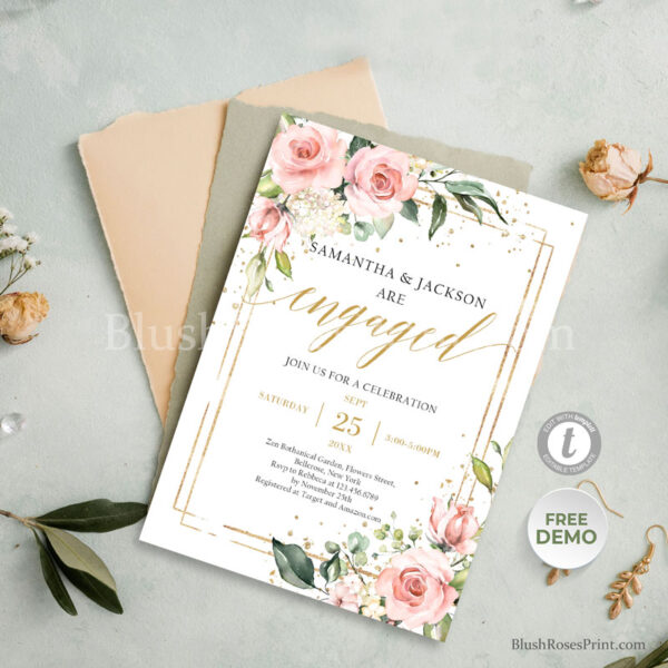 blush-and-gold-engagement-invitation-template