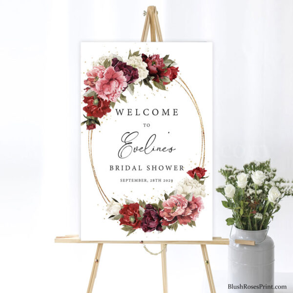 blush-burgundy-flowers-peonies-bridal-shower-welcome-sign-template