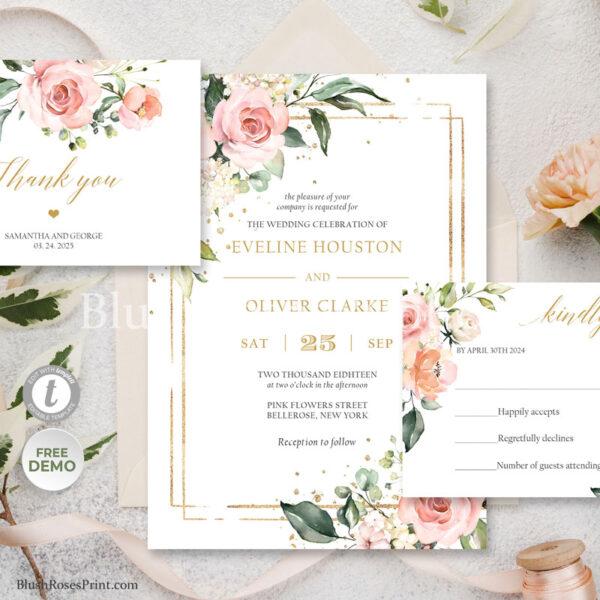 blush-pink-gold-geometric-wedding-invitation-suite