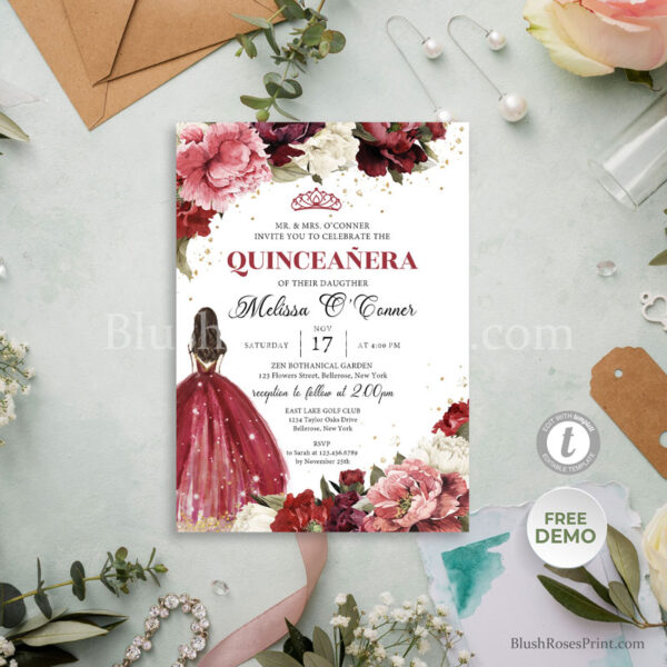 deep-red-flowers-roses-peonies-quinceanera-invitation-template