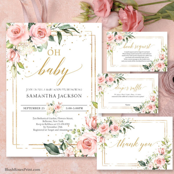 dusty-pink-roses-editable-online-baby-shower-invitation-printed