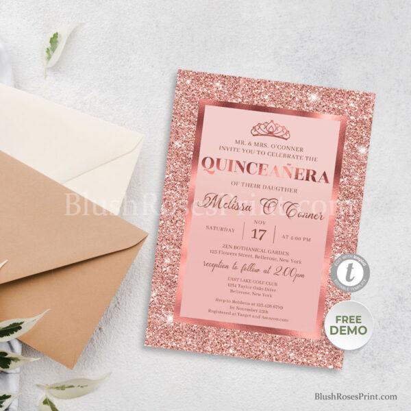 rose-gold-free-quinceanera-invitation-templates