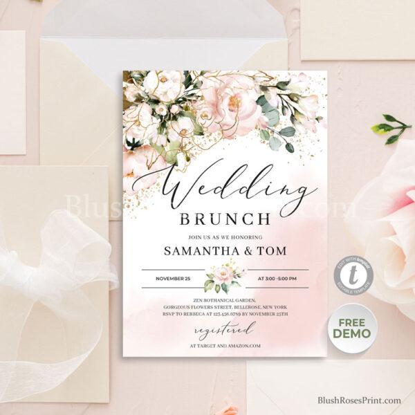 stunning-modern-trendy-blush-brunch-wedding-reception-invitation